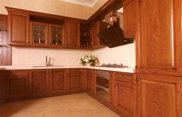 威海全屋定制 厨房橱柜