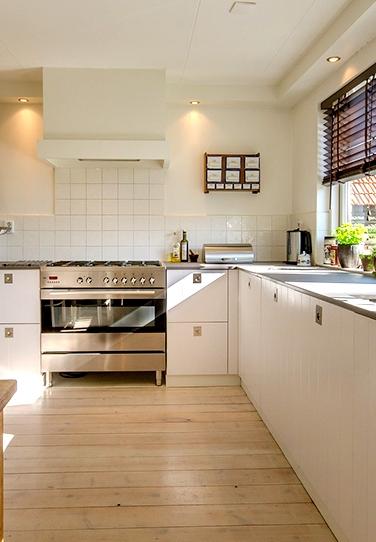 威海全屋整木定制厨房橱柜