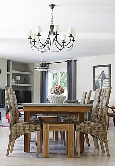 威海全屋定制实木桌椅